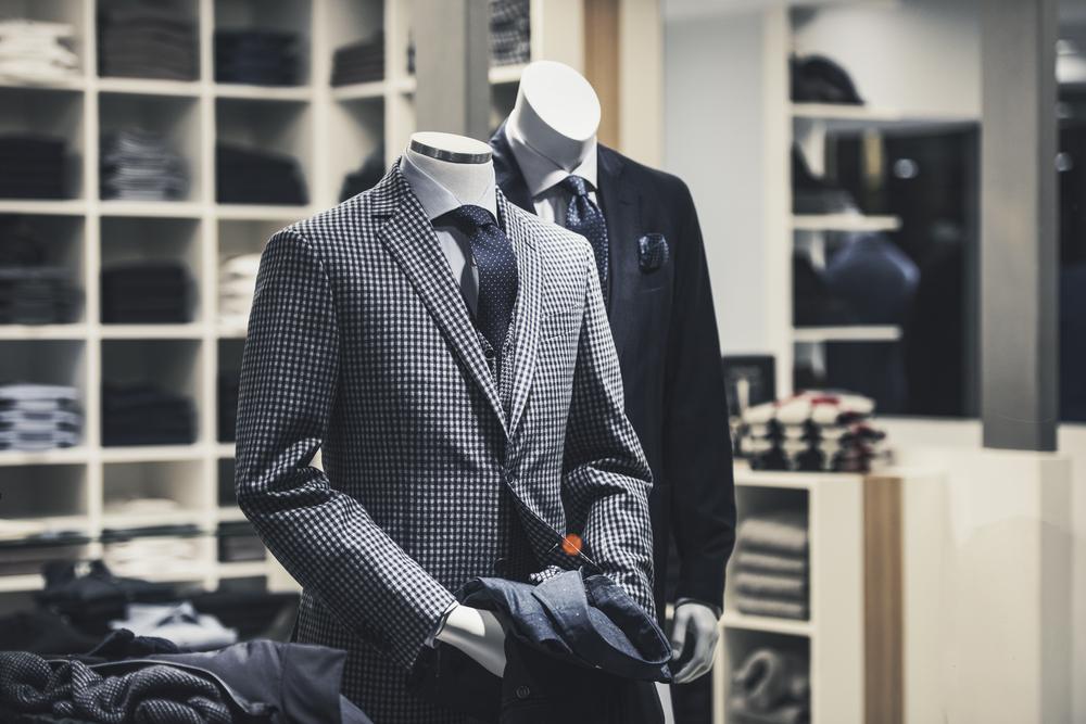 Fler och fler män strävar efter välklätt