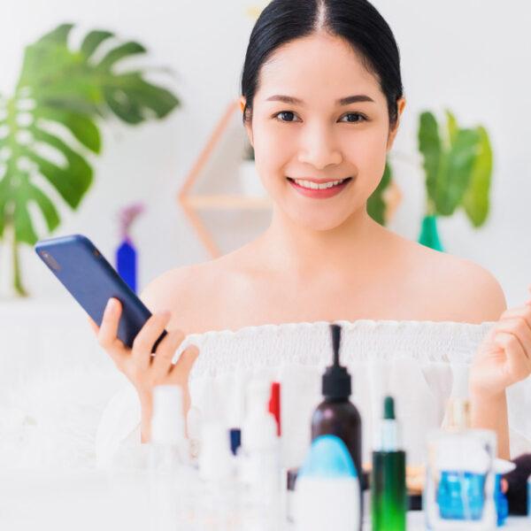 Produkter för skönhetsvård online